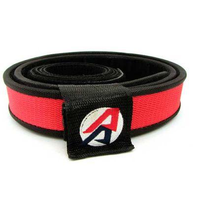 """Cinturon competicion 32"""" Rojo DAA"""