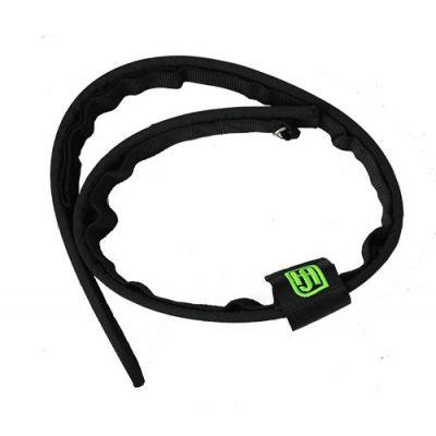 Cinturon + velcro IPSC 95cm fibra de carbono HS