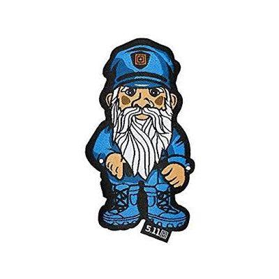 Patch Gnomo police