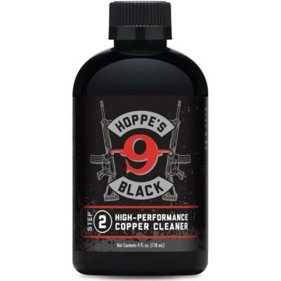 Copper Solvent Hoppes Black 4Oz