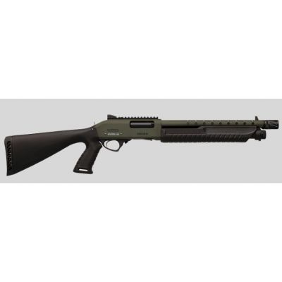 "Shotgun 12 Martial OD Green 14 ""FABARM"