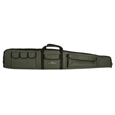 Funda doble rifle c/visor 130mm