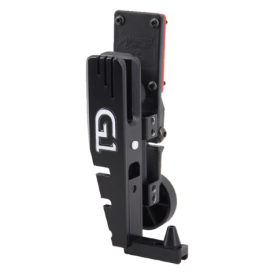 Funda Glock 17-19 Ghost The One EVO negra