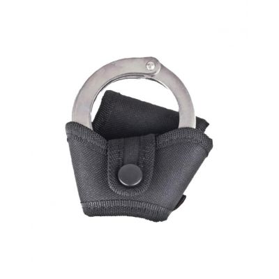 Holster handcuff open clasp