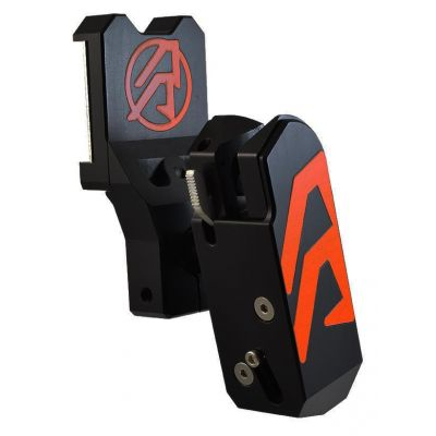 Holster IPSC Alpha-X orange DAA