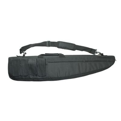 Funda rifle negra 100cm Edge Delta Tactics