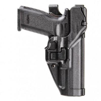 Holster Beretta 92 left-handed L3 duty BlackHawk