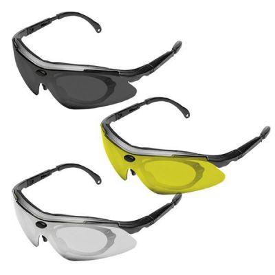 Gafas Konus 3 cristales intercambiables