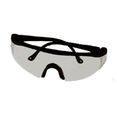 Gafas NumŽAxes Transparente