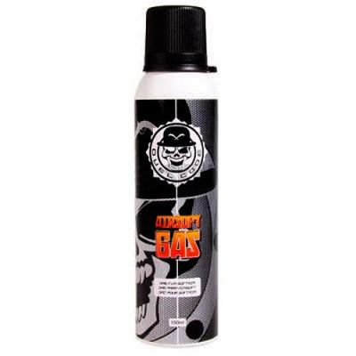 Gas airsoft green Duel Code (600ml)