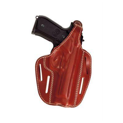 Holster leather brown Glock 19/23/25 VEGA