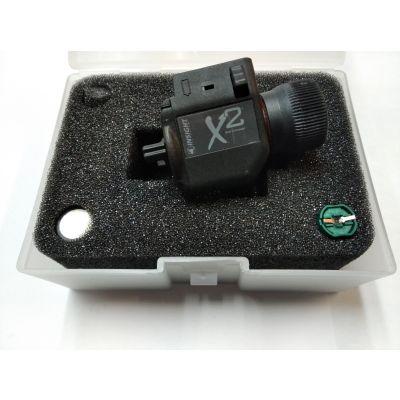 Picatinny X2 Sub-Compact Insight rail Flashlight