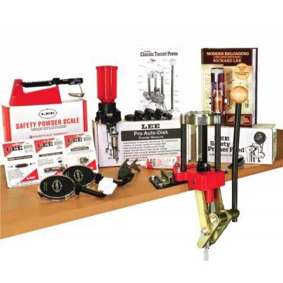 Turret Press Classic LEE Machine Kit