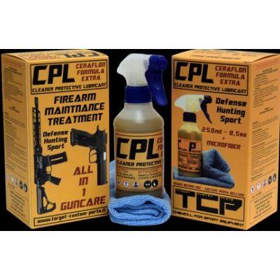 Limpiador, lubricante y protector armas spray XNR (400ml) TARGET CUSTOM P