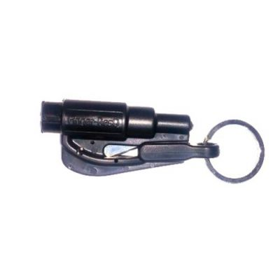 ResQ glass breaker rescue keychain