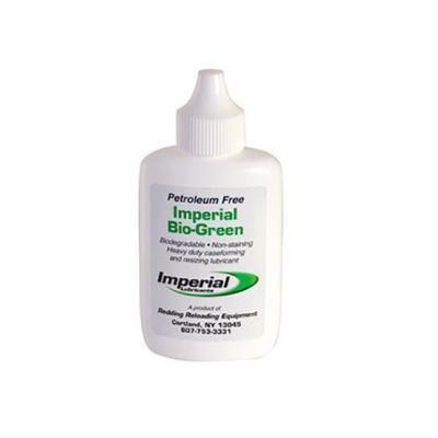 Lubricate before Case s Imperial Bio-Green REDDING