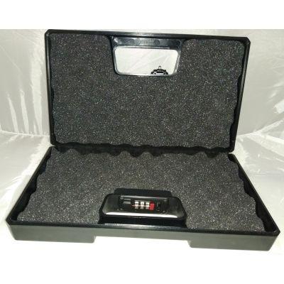 Combination pistol briefcase 30x18x6 interior
