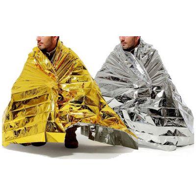 Emer gen cia aluminum blanket160x210cm