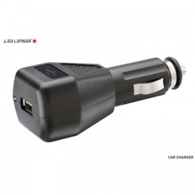 12V charger for flashlight (7853)