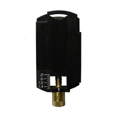 Micrometric powder measure press LEE . Used