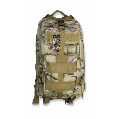 Barbaric camouflage 30L backpack
