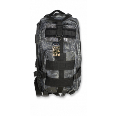 Barbaric Phynton black 30L backpack