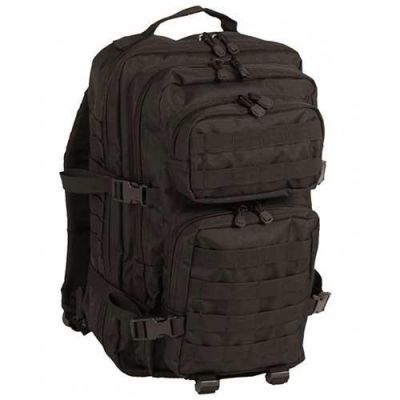 Black military backpack (36L) MIL-TEC