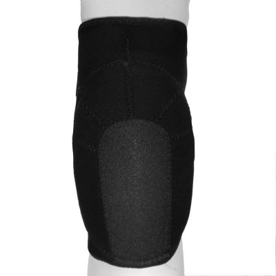 Adjustable neoprene knee pads