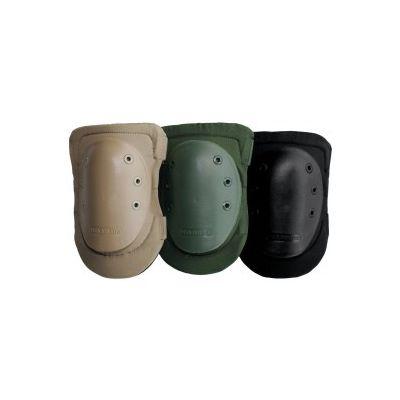 Vega black anti-trauma knee pads