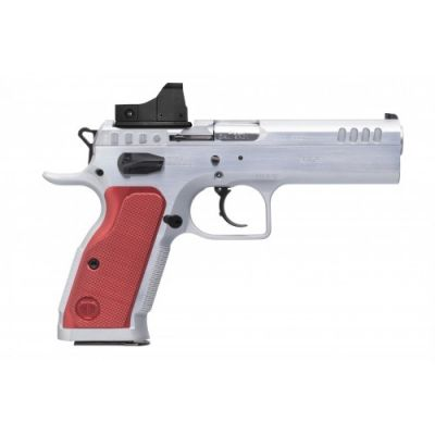 9 Stock II optic Tanfoglio pistol