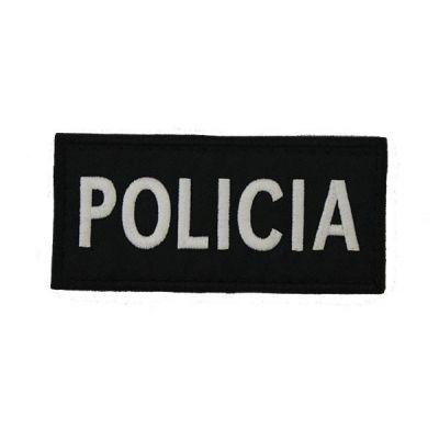 Police Patch (11,5x5,5cm)