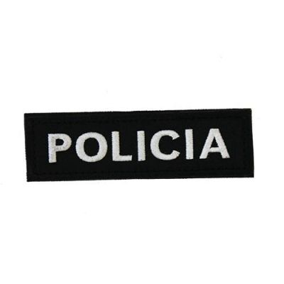 Police Patch (12x3,5cm)