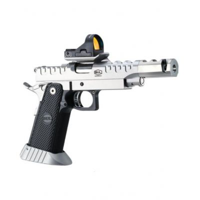38 SAS II UR Shorty pistol w / optic sight Bul