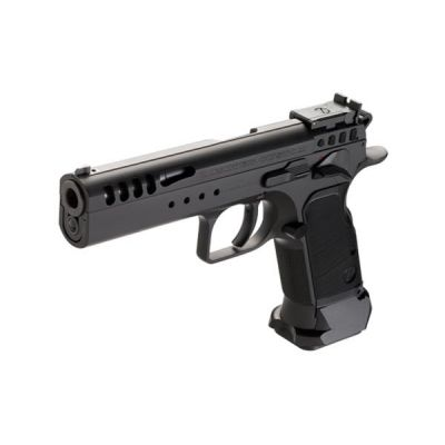 40 Limited Custom Total Black Tanfoglio Pistol