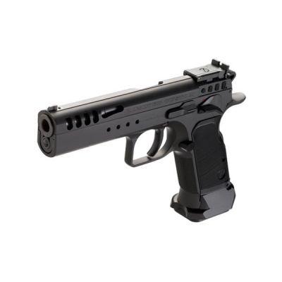 40 Limited Custom Total Black Tanfoglio Pistol
