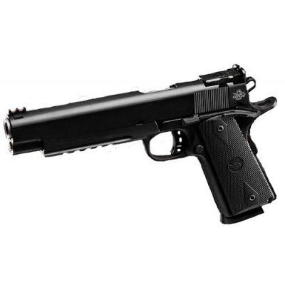 "45 ACP 1911 Pro Match Ultra 6 ""Rock Island Pistol"