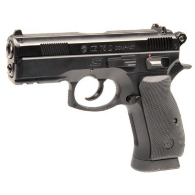 Gun 4,5 Co2 Bbs steel CZ 75D Compact