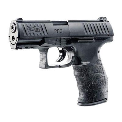 6mm spring Walther PPQ pistol
