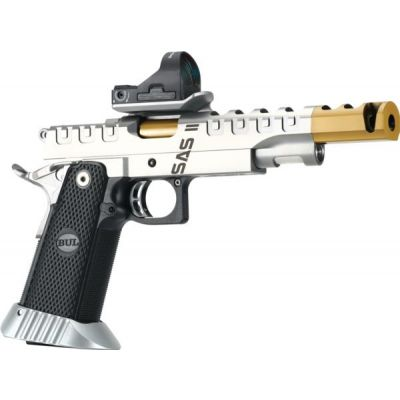 9 SAS II UR Golden Barrel pistol w / optic sight Bul