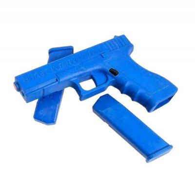 Blue glock Ghost training pistol