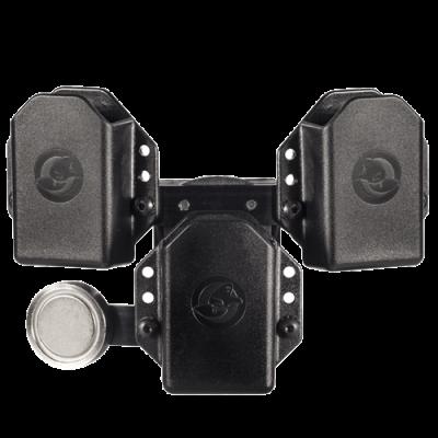 1911 triple portacargador w / magnet Ghost