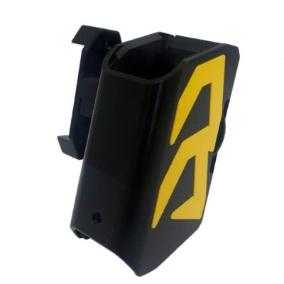 Portacargador aluminio Alpha-X DAA amarillo