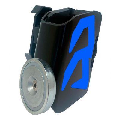 Portacargador aluminio con iman Alpha-X DAA azul