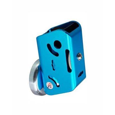 Portacargador aluminio con iman Race Master DAA azul