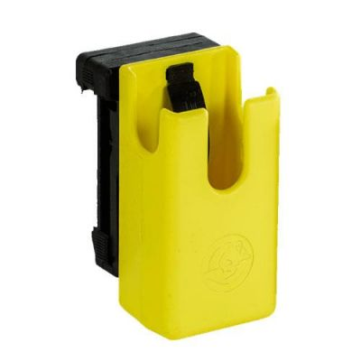 Ghost Hybrid yellow magazine holder
