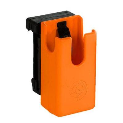 Ghost Hybrid orange magazine holder