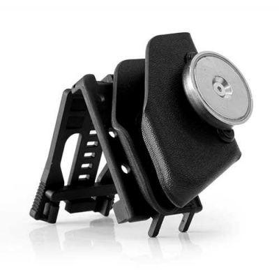 horizontal portacargador holder clip with magnet left handed HS