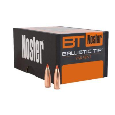 Bullet 22 60gr Ballistic Tip Varmint Nosler (100u)