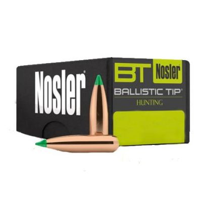 Bullet 30 125gr Ballistic Tip Hunting Nosler (50u)