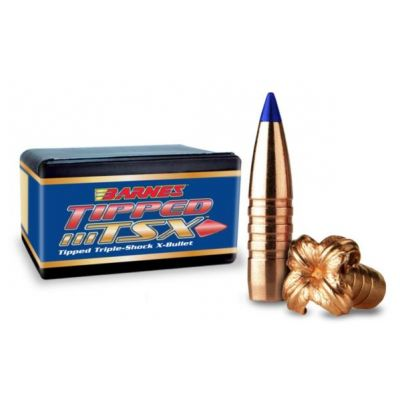 Bullet 338 185gr TTSX BARNES
